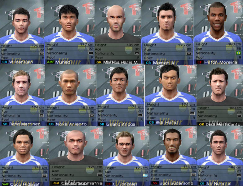 Edit Face Pes 6 Project….[Share]